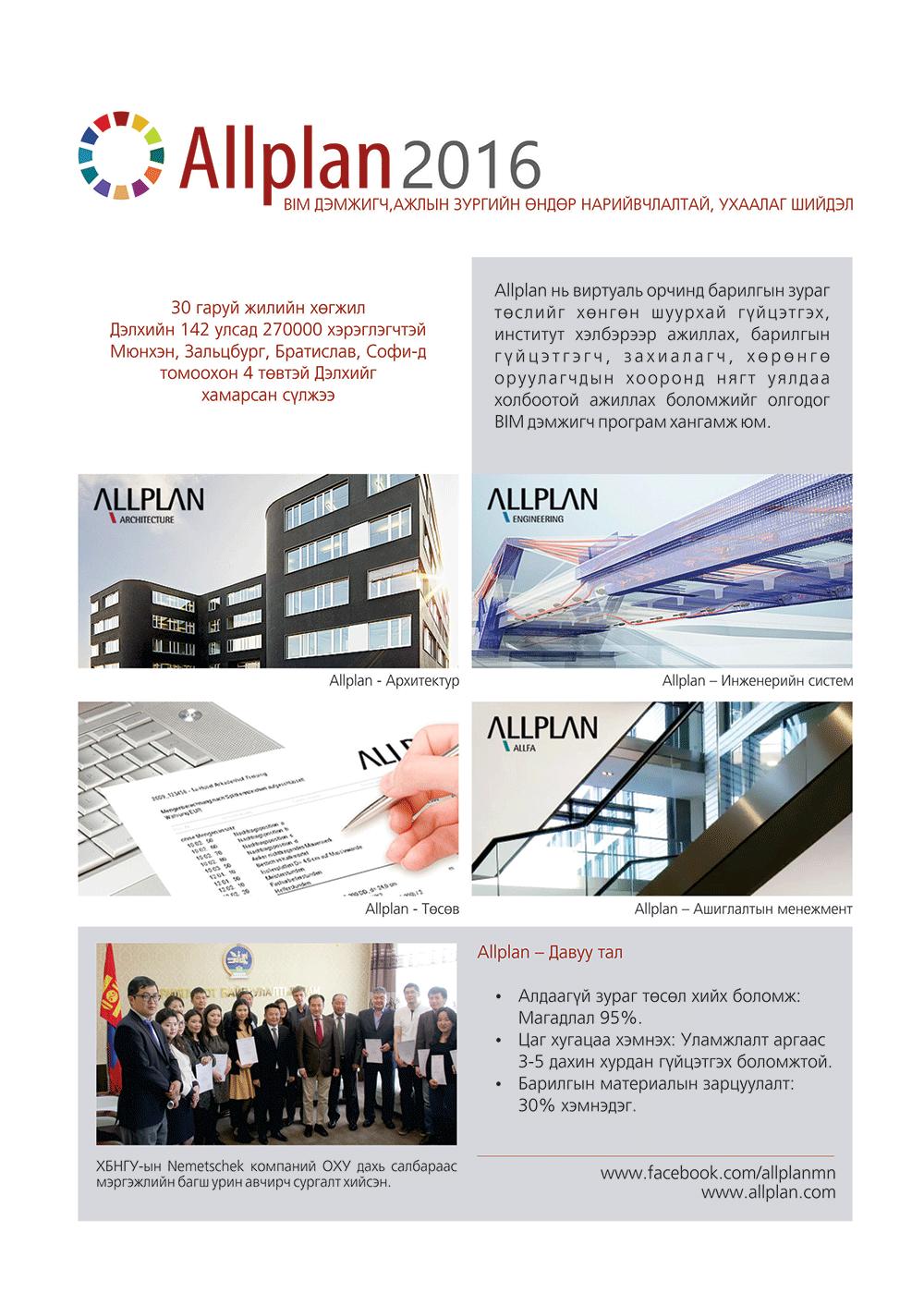 Allplan 2016