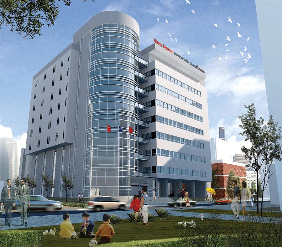 Шинэ Монгол Технологийн дээд сургууль